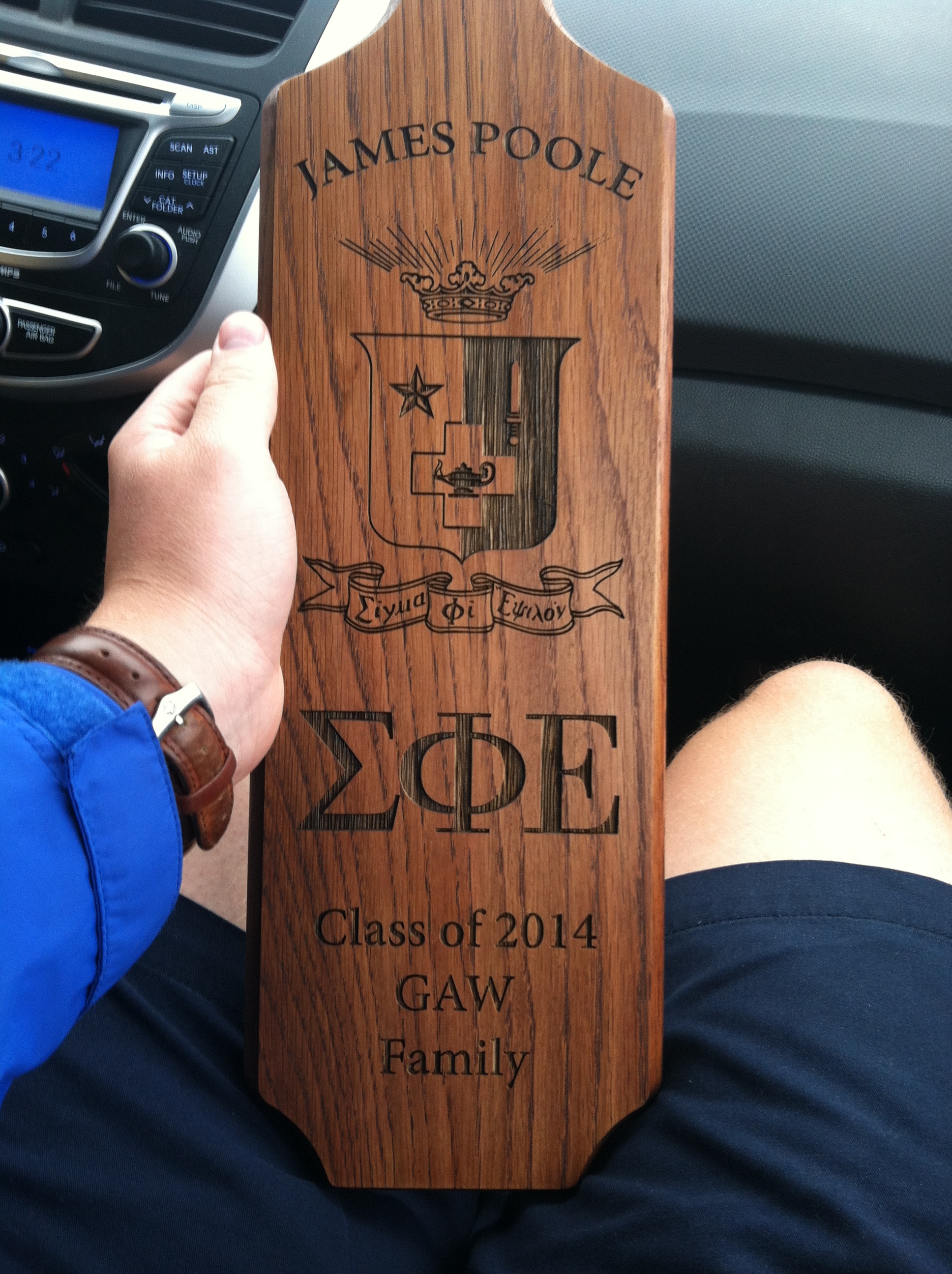 Togger's Paddle